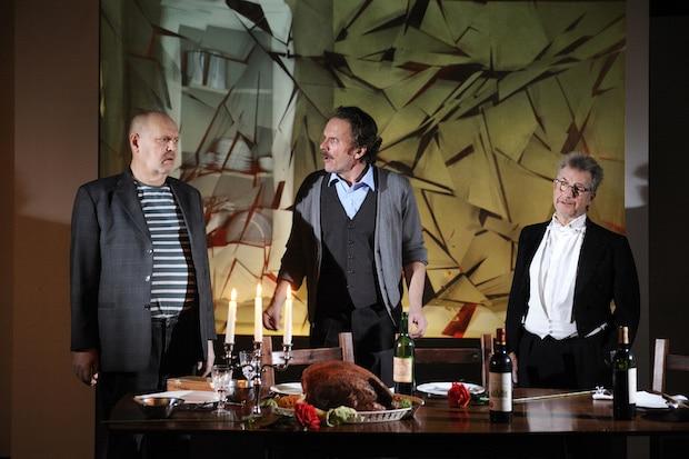 """Photo of Theaterstück """"Biedermann und die Brandstifter"""" in Werl"""