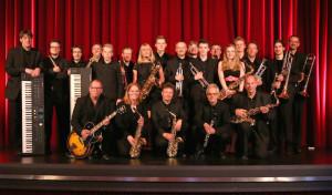 Big Band der Musikschule im Parktheater – Benefizkonzert am 5. November