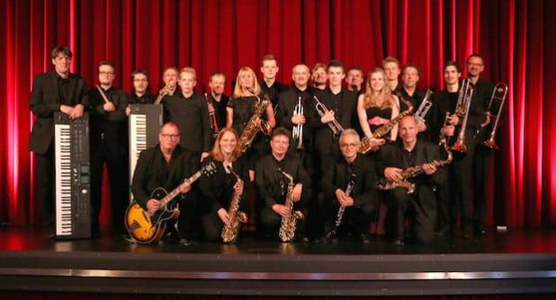 Die Big Band der Musikschule (Foto: Stadt Iserlohn)