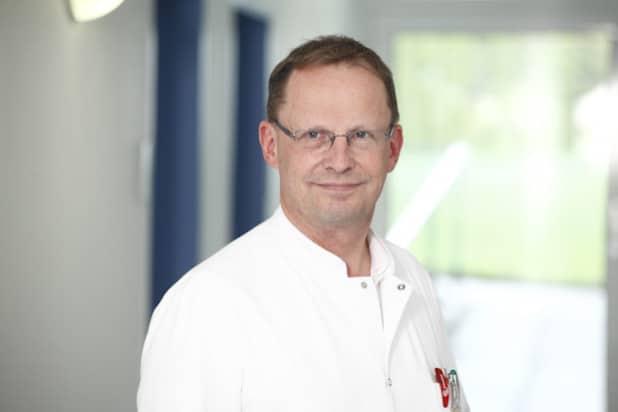Dr. Christoph Konermann, Chefarzt der Chirurgie - Foto: Schmidt Fotografie