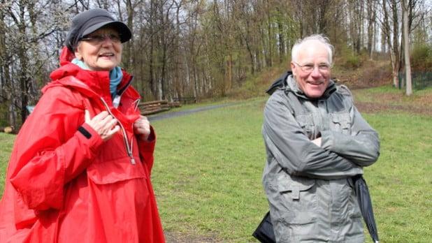 Marianne und Wilfried Schmidt - Foto: Klaus Peters