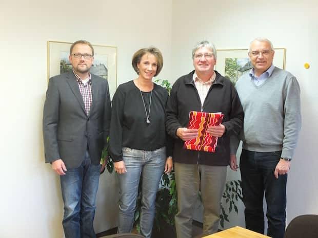 Photo of Ehrung für Gemeindeamtsrat Heinz-Peter Robbert