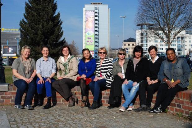 """Die Protagonistinnen der Dokumentation """"Dieser eine gemeinsame Tag"""" (Foto: Stadt Iserlohn)"""