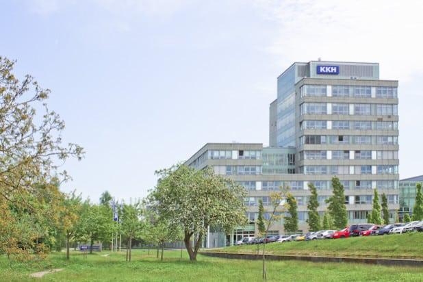 Die Hauptverwaltung der KKH in Hannover - Foto: KKH Kaufmännische Krankenkasse