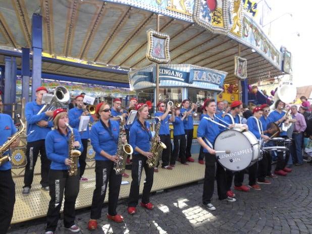 """""""De Klankentappers"""" aus Uden - Quelle: Stadt Lippstadt"""