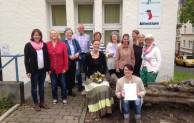"""Projekt """"Lernpaten"""": Zertifikate an ehrenamtliche Paten und Mentorinnen übergeben"""