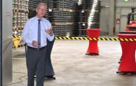 M. Busch weiht neue Produktions- und Lagerhalle in Bestwig ein