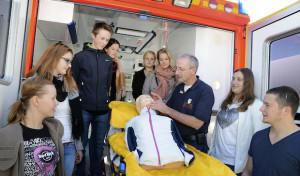Kreis Soest informierte über Ausbildung zum Notfallsanitäter