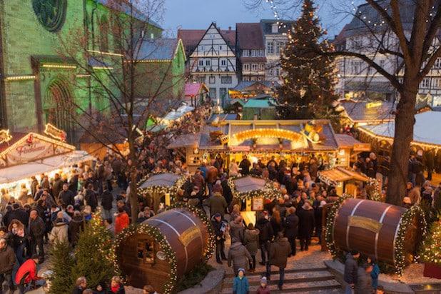 Ein Blick auf den Petrikirchhof (Foto: Wirtschaft & Marketing Soest GmbH)