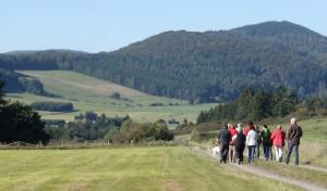 Offizielle Eröffnung der Naturerlebnisse in Medebach und Hallenberg