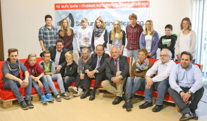 """3.500 Euro zum Start für Projekt """"Rotes Sofa"""""""