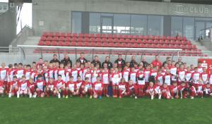 Intersport Arndt Fußballcamp beim SV Lippstadt 08 auch 2015 wieder ein großer Erfolg