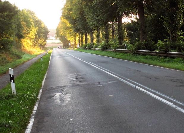 Photo of Vollsperrung der K 8 zwischen Niederense und Günne