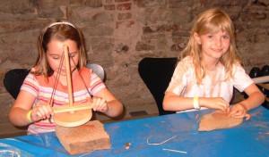 Abwechslungsreiche Ferienaktionen im Museum Wasserschloss Werdringen