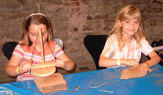 Photo of Abwechslungsreiche Ferienaktionen im Museum Wasserschloss Werdringen