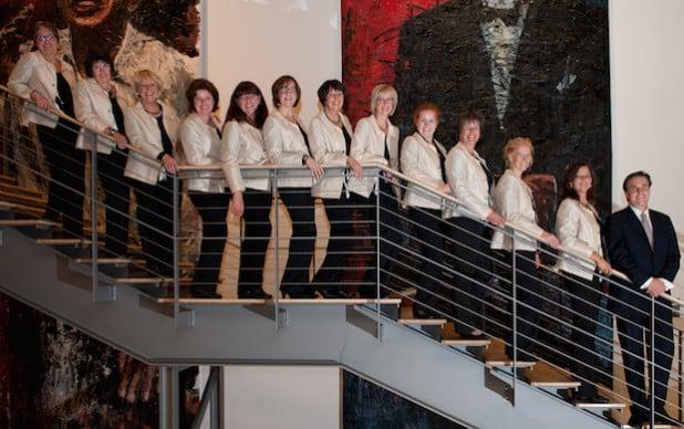 """""""Vocale Unisono"""" - Foto: Kreisstadt Olpe (Musikschule)"""