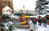 Festlicher Zauber bis ins neue Jahr hinein: Wintermarkt lädt zum Flanieren ein