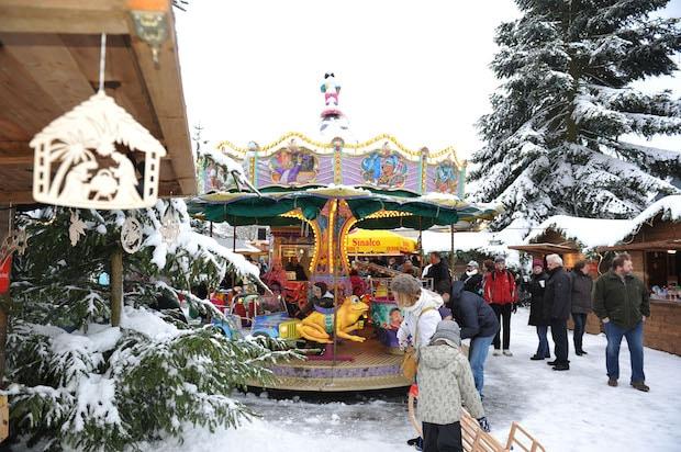 Photo of Festlicher Zauber bis ins neue Jahr hinein: Wintermarkt lädt zum Flanieren ein