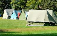 Crowdfunding – SGV sammelt Spenden für vier neue Zelte