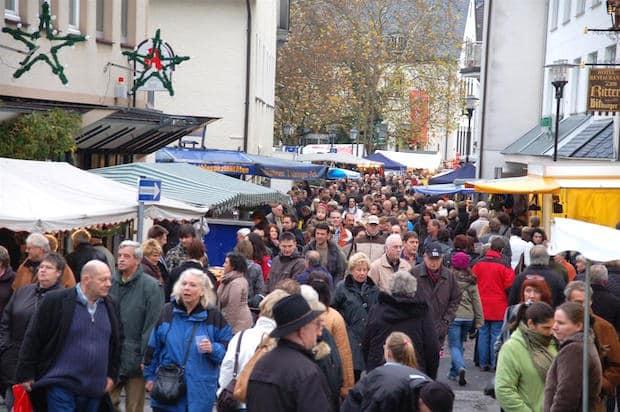 Photo of Der Martini-Markt in Attendorn läutet die Weihnachtszeit ein