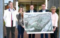"""""""Altengerechte Quartiere in NRW"""": Meschede erhält Förderung für Hünenburg"""