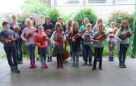 """Gelungene """"Saitenklänge"""": Mitreißendes Konzert der Nachwuchsmusiker der Musikschule Attendorn"""