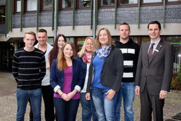 """Die Hansestadt Attendorn hat das Personal für den Bereich """"Flüchtlingsarbeit"""" aufgestockt (Foto: Hansestadt Attendorn)."""