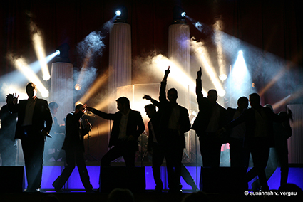"""Photo of """"The 12 Tenors"""" in Olper Stadthalle"""