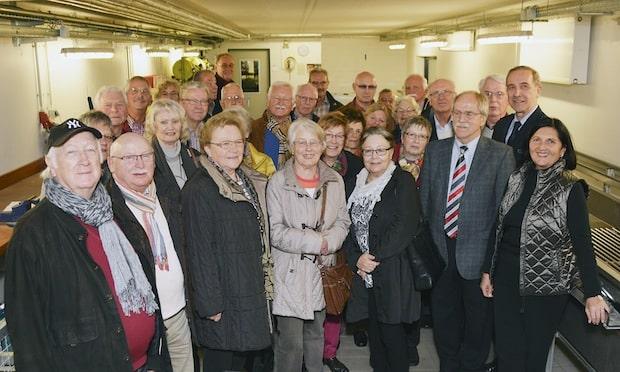 Photo of Hinter den Kulissen des Rettungszentrums: Mitglieder der Seniorenunion Bad Sassendorf zu Gast