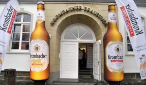 """Krombacher kürt """"Läufer des Jahres 2015"""""""