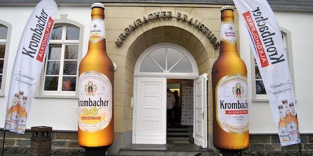 """Photo of Krombacher kürt """"Läufer des Jahres 2015"""""""