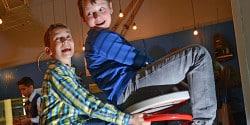 <b>Winter-Zirkus für Kinder am Deutschen Drahtmuseum</b>