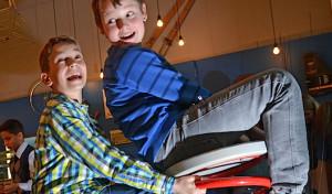 Winter-Zirkus für Kinder am Deutschen Drahtmuseum
