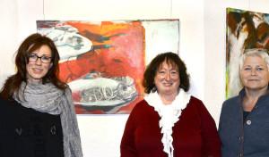 """Ausstellung """"FarbZEIT"""" im Kreishaus Soest eröffnet"""
