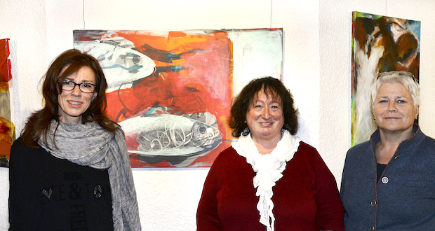 """Photo of Ausstellung """"FarbZEIT"""" im Kreishaus Soest eröffnet"""