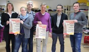Benefizkonzert zugunsten der Wilnsdorfer Flüchtlingshilfe am 27.11.