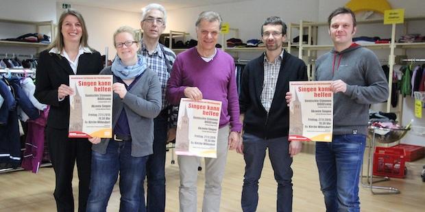 Photo of Benefizkonzert zugunsten der Wilnsdorfer Flüchtlingshilfe am 27.11.