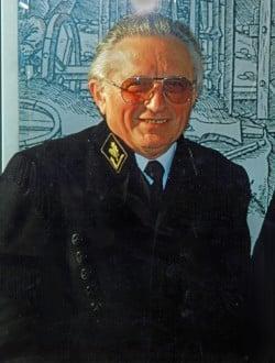 Der frühere Leiter des Sauerländer Besucherbergwerks, Karl-Stefan Felix (†) - Foto: Sauerländer Besucherbergwerk Ramsbeck.