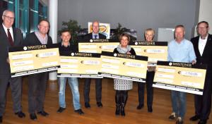 10.500 Euro für die Gemeinde Bestwig