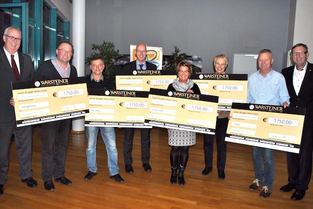 Photo of 10.500 Euro für die Gemeinde Bestwig