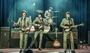 The Cavern Beatles – die besten Beatles seit den Beatles!