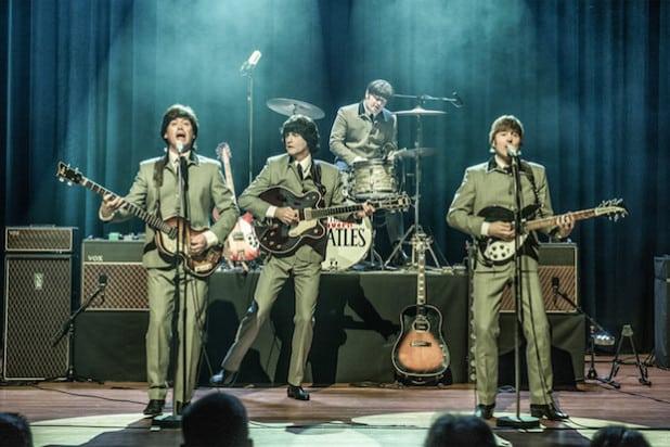 """The Cavern Beatles"" - Quelle: Kultopolis GmbH"