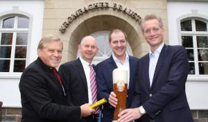 Krombacher Alkoholfrei – neuer Partner der Deutschen Olympiamannschaft