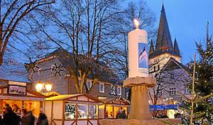 Weihnachtsmarkt in Drolshagen am 12. und 13.12.2015
