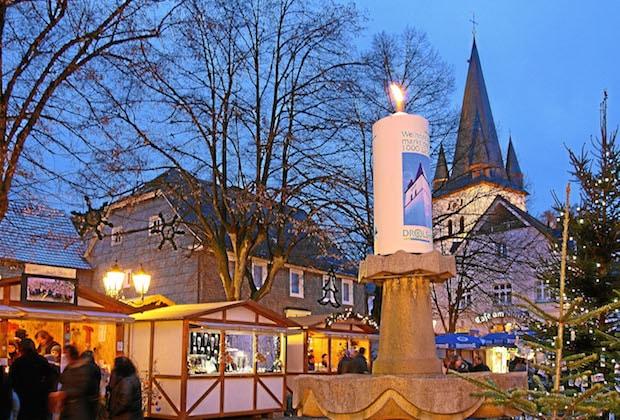 Photo of Weihnachtsmarkt in Drolshagen am 12. und 13.12.2015