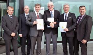 Schalksmühle schließt neue Konzessionsverträge mit ENERVIE ab