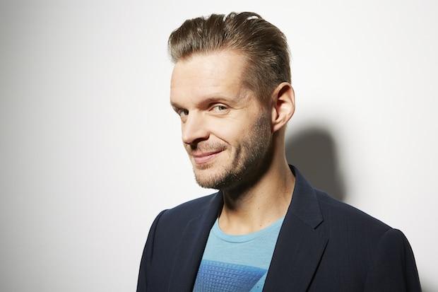 """Photo of Florian Schroeder mit """"Entscheidet EUCH!"""" in der Stadthalle Werl"""