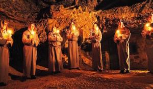 """Mystisch und besinnlich: """"Gregorianika"""" wird zu einer Auszeit für die Seele"""