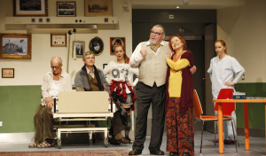 """Komödie """"In alter Frische"""" im Theater der Stadt Lennestadt am 23.11."""