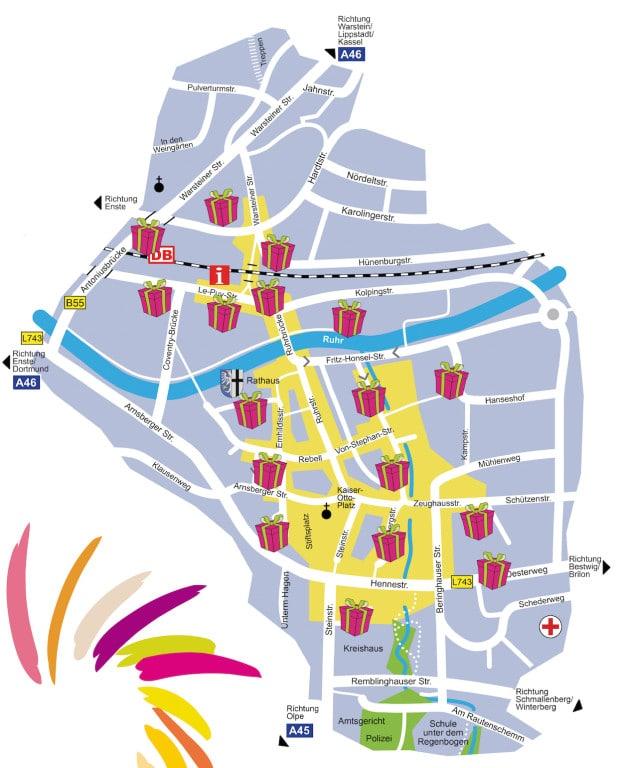 Quelle: Stadtmarketing Meschede e.V.